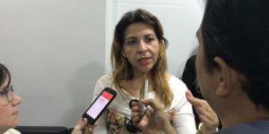 Exclusivo: Eliza Virgínia é escolhida para vice-liderança da oposição na ALPB
