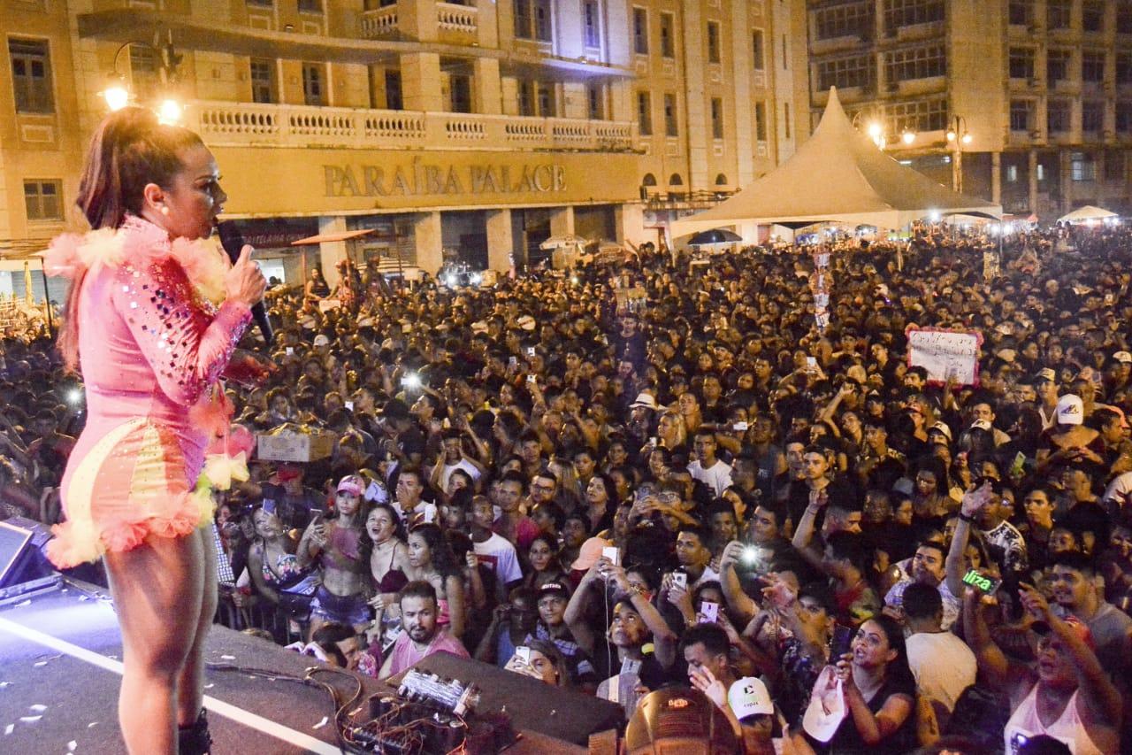 Já é Carnaval em João Pessoa: multidão acompanha abertura do Folia de Rua que tem apoio da PMJP