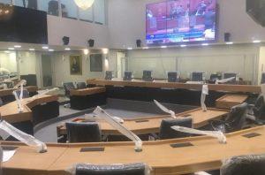 BASTIDORES: Na ALPB, existe a bancada de João Azevêdo, de Ricardo Coutinho e da oposição