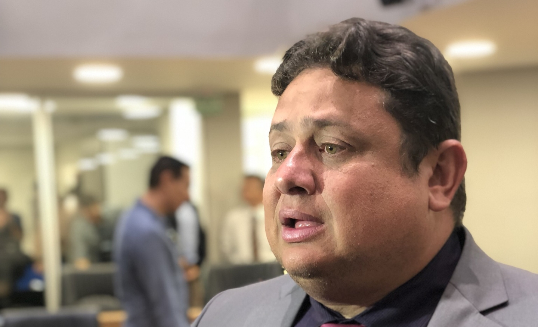 Wallber Virgolino acusa líder do governo de tentar boicotar a atuação dele na ALPB